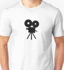 Film camera movie Unisex T-Shirt
