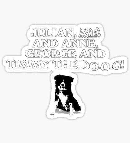 The 'Gary Russell' Sticker