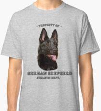 German Shepherd Athletic Dept. Classic T-Shirt