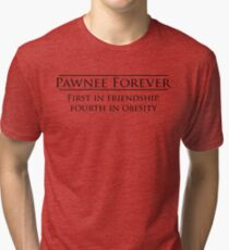 Parks and Recreation - Pawnee Forever Tri-blend T-Shirt