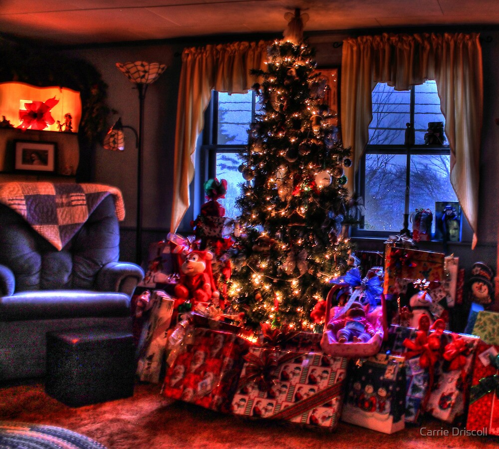 Christmas Morning by Carrie Blackwood