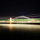 Sydneys Light by Steven Powell