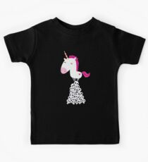Killer Unicorn Kids Tee