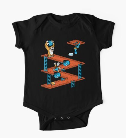 Escher Kong Kids Clothes