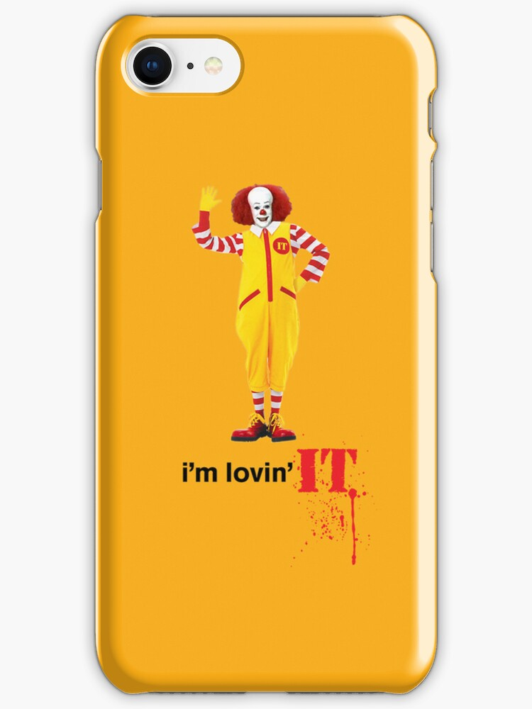 Pennywise lovin' IT ( White Font ) by repitorio