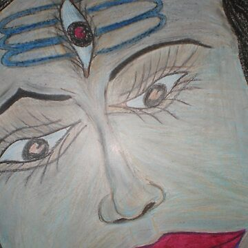 Lord Shiva - The Destructor and Re-Creator by RaulKapur