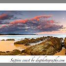 Sappire coast by donnnnnny