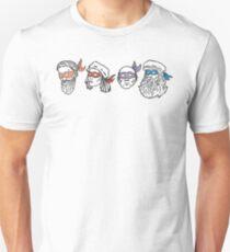 Camiseta ajustada Teenage Mutant Ninja Artists