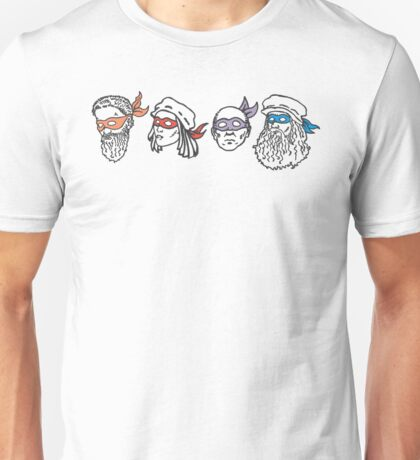 Teenage Mutant Ninja Artists T-Shirt