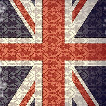 Union Flag/Sherlock wallpaper by 52films
