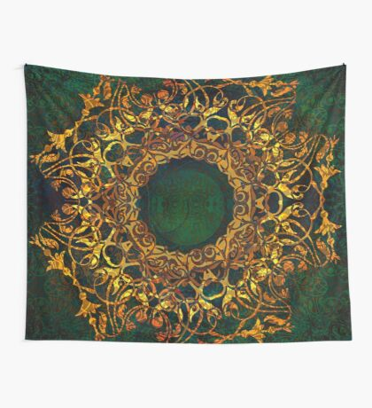 Magic 8 Wall Tapestry