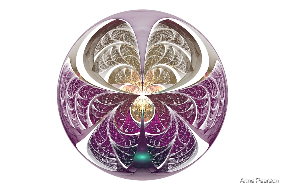 Sphere of Light by Anne Pearson