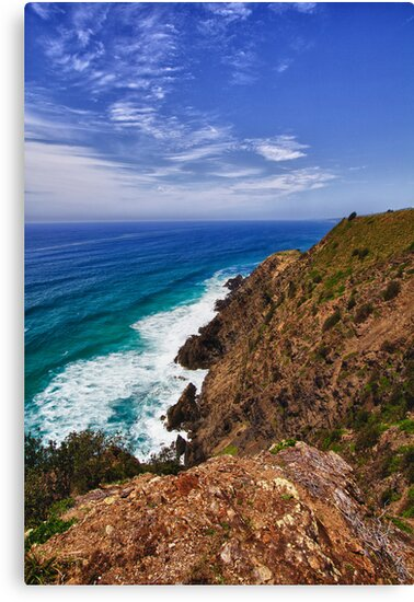 Cape Byron by JimMcleod