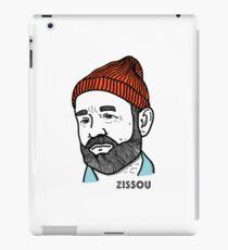Team Zissou iPad Case/Skin