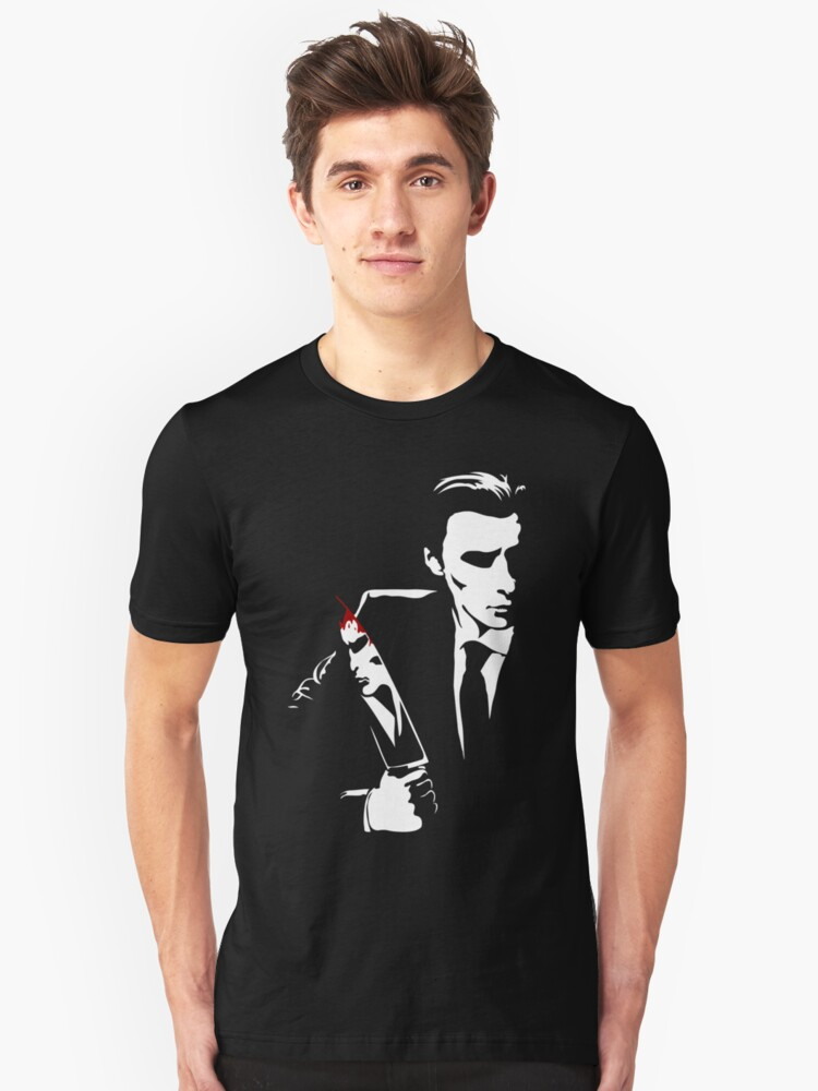 American Psycho T-Shirt by Edward B.G.