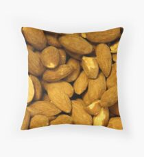 almond Throw Pillow