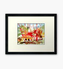 Ursuline Abstractions Framed Print
