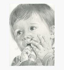 Baby Jef Photographic Print