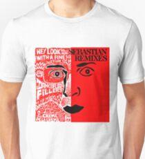 A Fine Selection Of Remixes - SebastiAn Unisex T-Shirt