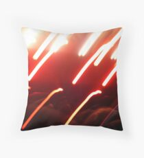 The Place of Purgatory Throw Pillow