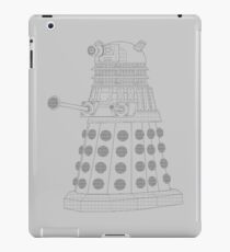 ASCII Dalek iPad Case/Skin