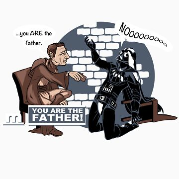 You ARE the father! by pierceistruth