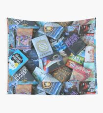 Young Adult Books Wall Tapestry