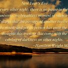 New Year's Eve by Pamela Phelps