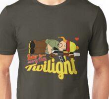 A Better love story then Twilight Unisex T-Shirt