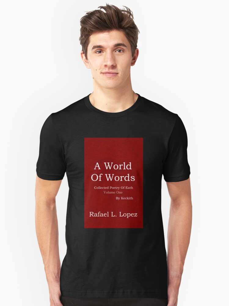 A World Of Words by Rafael-L-Lopez