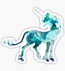 Unicorn of the Sea Sticker