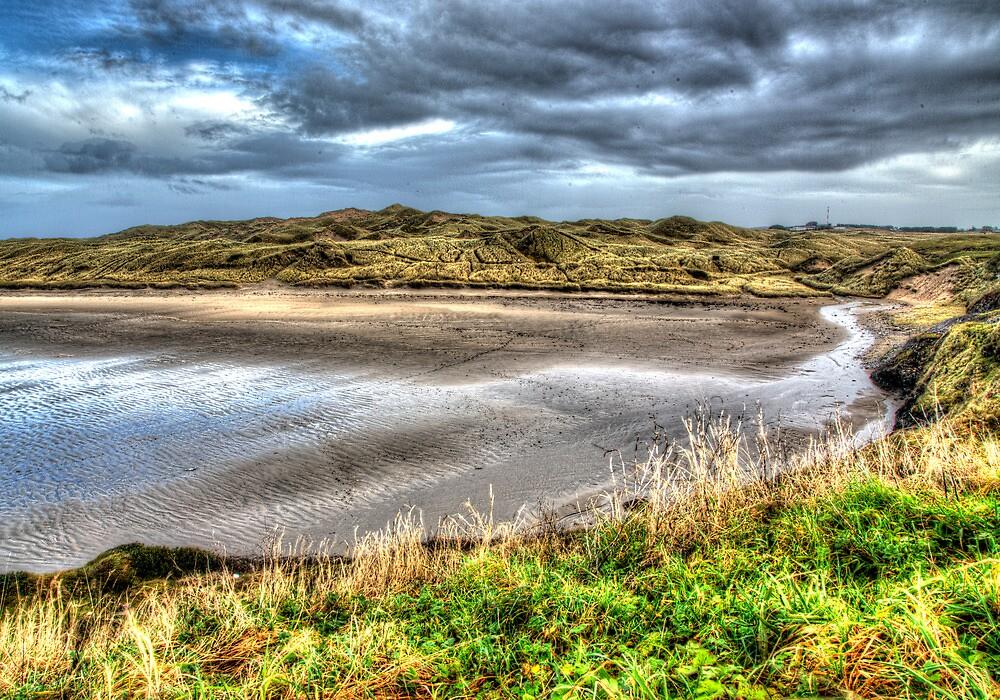 The Dunes On Tullen by runnerpaul