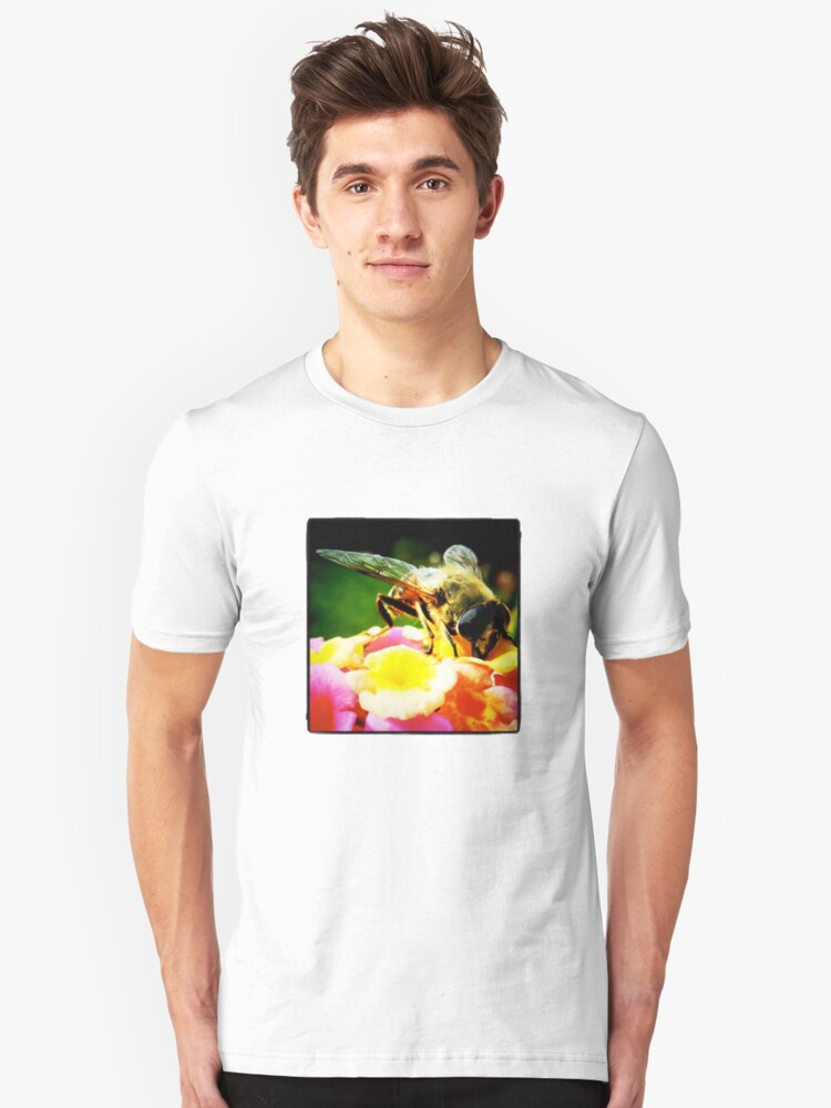 Bee Unisex T-Shirt Front