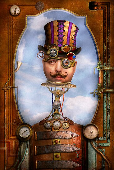 Steampunk - Integrated by Michael Savad