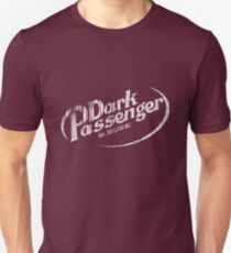 Dark Passenger (distressed) Unisex T-Shirt