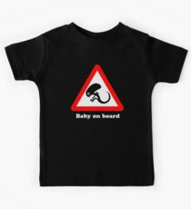 Baby on board Kids Clothes