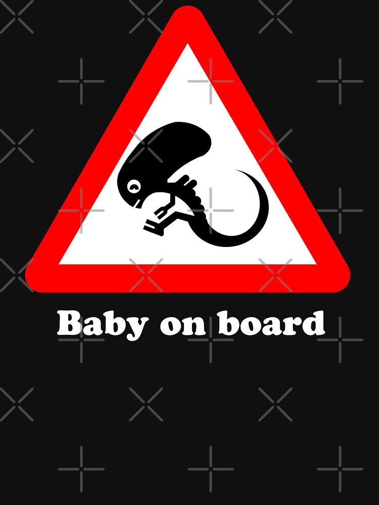Baby on board by dutyfreak