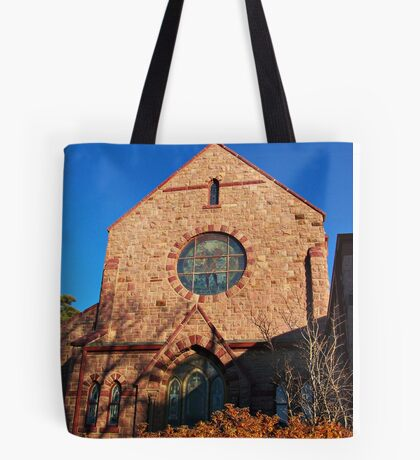 Church of St. Augusta Tote Bag