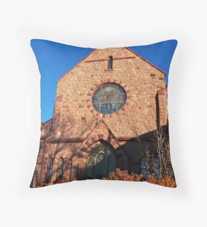 Church of St. Augusta Throw Pillow