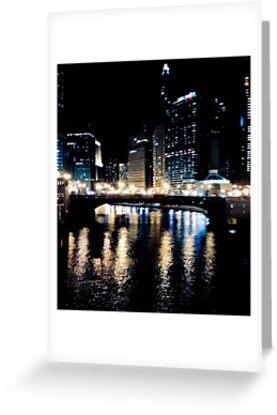 River Reflections by kalikristine