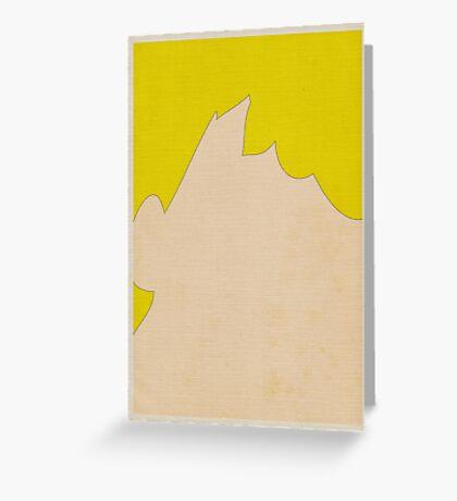 Schroeder Greeting Card