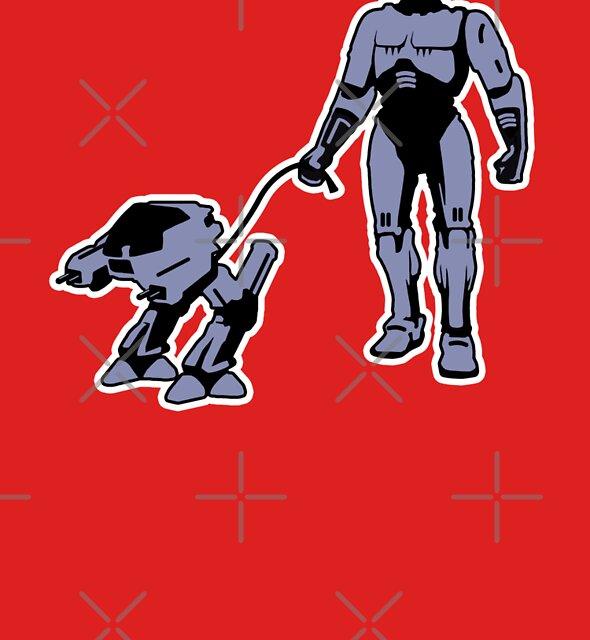 Robocop by dutyfreak