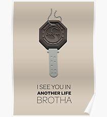Lost - Dharma Key Poster
