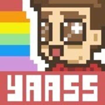 Yaass by 8BitHomo