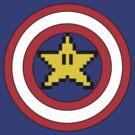 Captain Mario by dutyfreak