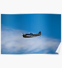 P-47D _ No Guts, No Glory Poster