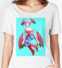 Lilith Darkstalkers Women's Relaxed Fit T-Shirt