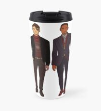winter fashions caws crew Travel Mug