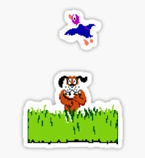 Duck Hunt Sticker