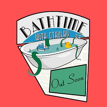 BathTime With Cthuhlu by bass-twitch
